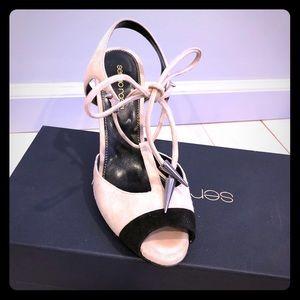 "Sergio Rossi ""Lady Jane"" sandals"